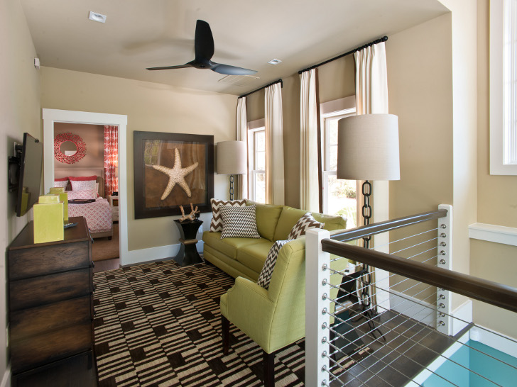 Living room at the HGTV Smart Home 2013 located in ... on logo smart home, xfinity home, disney smart home, one smart home, g4 smart home, building zero energy home, design smart home, family smart home, home smart home, ikea smart home,