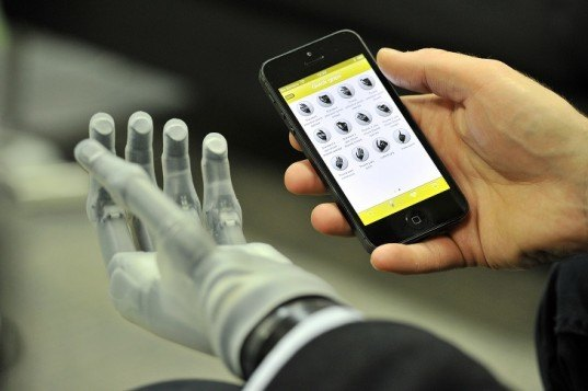 Touch Bionics, i-Limb Ultra prosthetic hand, prosthetics, smart phone apps, artificial limbs, innovative technology, prosthetic device, prosthetic technology, artificial skin