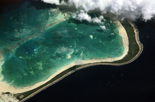 kiribati, climate change, refugee, water