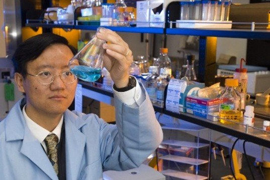 Y.H. Percival Zhang, Virginia Tech, fuel cell, hydrogen extraction, hydrogen fuel cell