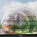 Amazon Biospheres, NBBJ, amazon headquarters, seattle, biospheres, green office, eco office