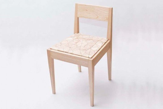 Annie Evelyn, Reclaimed Cypress, Scotty Chair, upholstery, chairs, green furniture, Green Materials