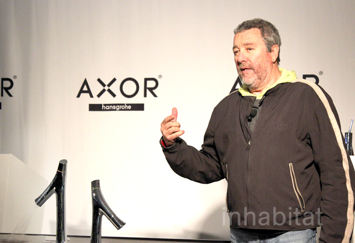 Philippe Starck and Hansgrohe Launch Axor Starck Organic Line of ...