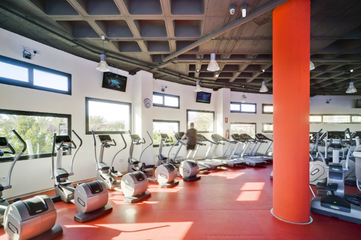 Spain S Energy Saving Ego Sport Center Supports A Healthy