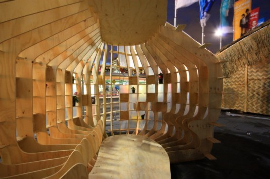 Emergency Shelter, BVN Architecture, melbourne, emergency shelter exhibition, disaster relief, rapid shelters