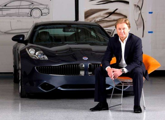 Fisker, Fisker Karma, Fisker Atlantic, Fisker plug-in hybrid, green car, DOE, green transportation, Henrik Fisker, A123 Systems, Bob Lutz, lithium-ion battery
