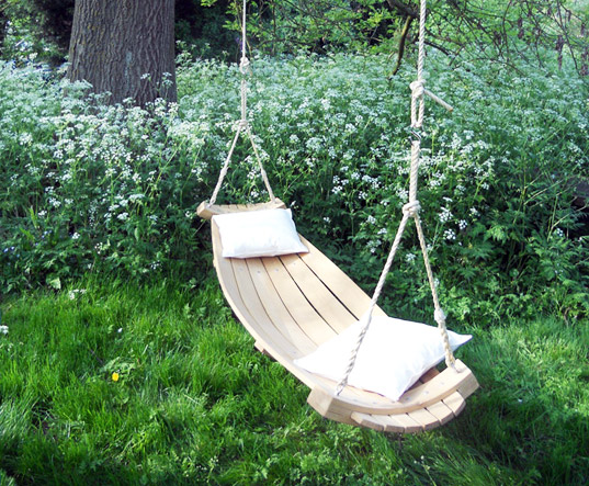 Beautiful Steam Bent Hertfordshire Hammocks are Made From Sustainably  Sourced Wood   Inhabitat   Green Design  Innovation  Architecture  Green  Building. Beautiful Steam Bent Hertfordshire Hammocks are Made From
