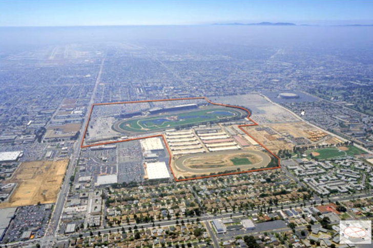 Hollywood Park Racetrack To Be Redeveloped As Perfect Eco