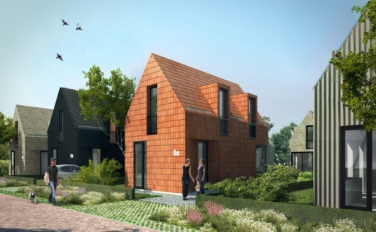 First Time Dutch Home Buyers Can Build Their Own Ibbn Flat