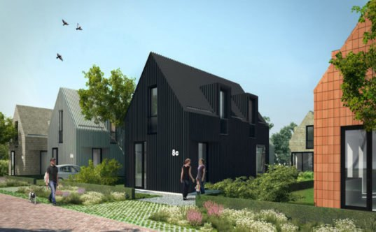First time dutch home buyers can build their own ibbn flat for Homes to build under 150k