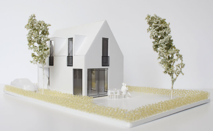 Ibbn flat pack homes 8a architecten inhabitat green for Build a house for 150k