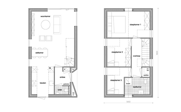 Flat Pack House Plans Escortsea