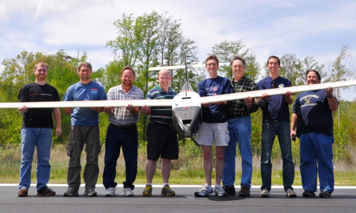 Naval Research Laboratory Flies Their Hydrogen-Powered Ion Tiger UAV for Over 48 Hours