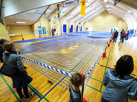 LEGO railway, LEGO railroad, LEGO records, LEGO world record, world's longest LEGO train track, world's longest LEGO railway, Guinness World Record train track, Guinness World Record railway, Guinness World Record train, Guinness World Record railway, LEGO records