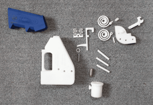 Liberator, Cody Wilson, Defense Distributed, 3D-printing, 3D-printed gun, wiki weapon, open source weapon, ATF, Europol, crime, 3D-printed weapons, ABS plastic, design, news, Indiegogo,