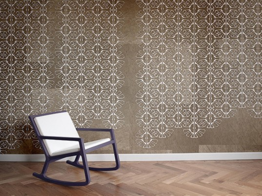 These led wallpapers not only add to the aesthetic value of a room they also provide energy efficient ambient lighting each design is handcrafted in