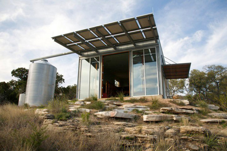Mod cott mell lawrence architects inhabitat green design innovation architecture green - Low energy houses ...