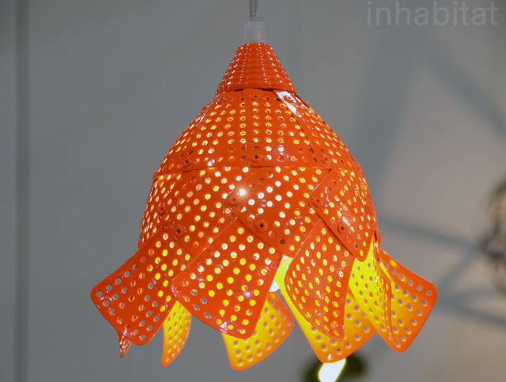 Nadia Belalia Unveils Colorful New Lamps Made From Repurposed ...
