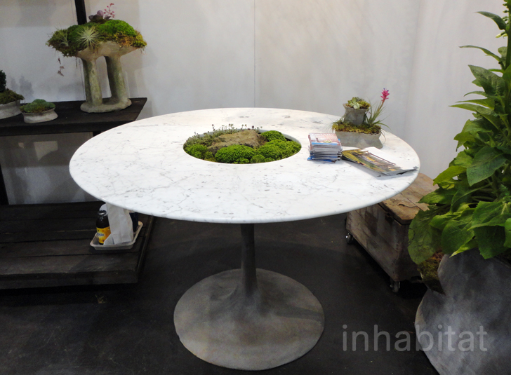 Opiaryu0027s Garden Table Brings Fresh Herbs Right To Your Plate | Inhabitat    Green Design, Innovation, Architecture, Green Building