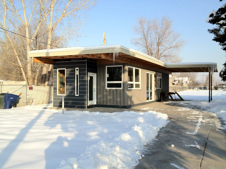 Utah S Sarah House Project Upcycles Shipping Containers Into Affordable Homes