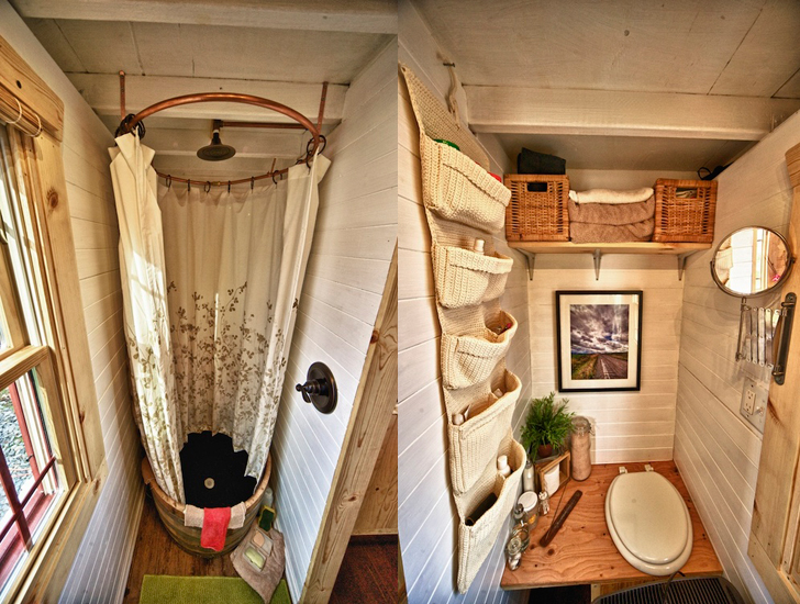 Amazing Tiny Tack House Was Built Entirely by Hand!