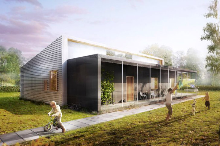 Upcycle House Lendager Architects Building Home