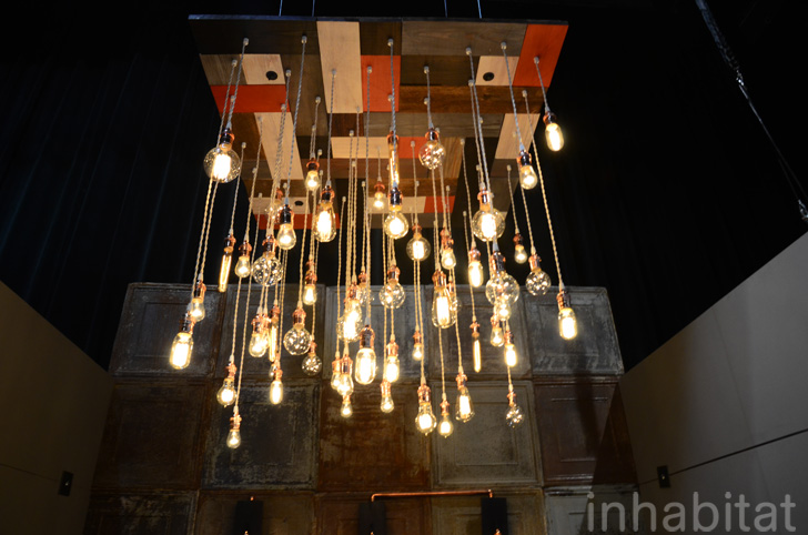 Urban Chandy S Recycled Chandeliers Use Vintage Edison