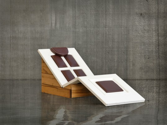 Valentia and Riccardo Sartori Give a New Life to Discarded Doors