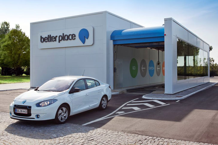 Israeli Electric Car Company Better Place Files For Bankruptcy