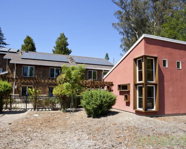 Dominican Sisters House of Formation, San Rafael, LEED Gold, Van Meter Williams Pollack, VMWP