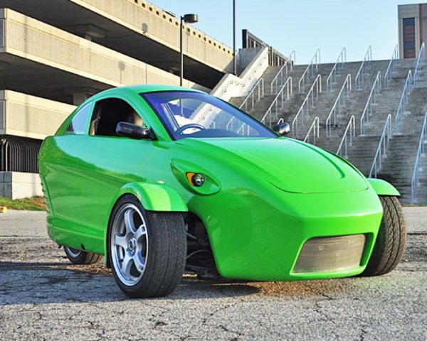Elio Motors Unveils a Three-Wheeled 84 MPG Car That Only Costs $6,800 | Inhabitat - Green Design, Innovation, Architecture, Green Building