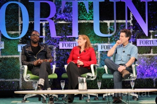 fortune brainstorm green, fortune, fortune green, fortune magazine,will.i.am, Dean Kamen and Bea Perez