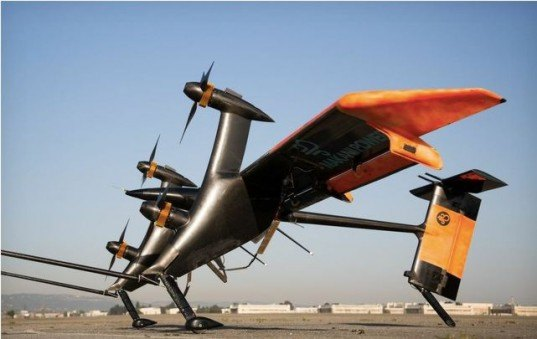 Google X Buys Airborne Wind Turbine Company Makani Power
