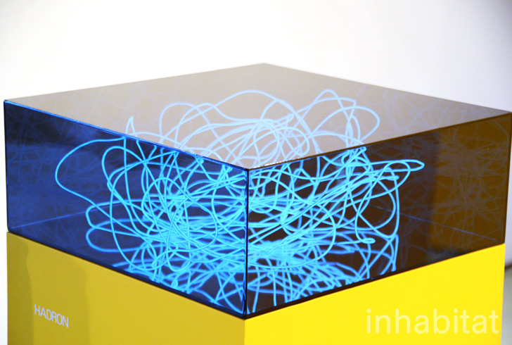 Joe Doucet\'s Electrifying Hadron Lamp Contains 20 Meters of ...