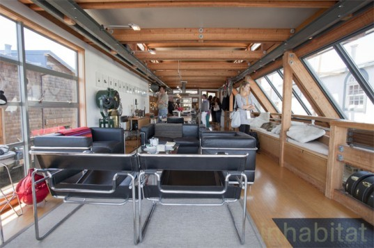 David Spurgeon, Sausalito, houseboat, Liberty Dock, Marin Home Tours, Marin County