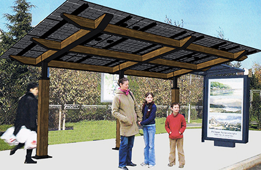 Lumos Solar S New Solarscape Structures Provide Shade And Renewable