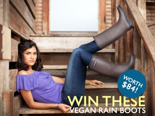 Roma, rubber rain boots, rain boots, roma boots, roma boots giveaway, ecouterre giveaway