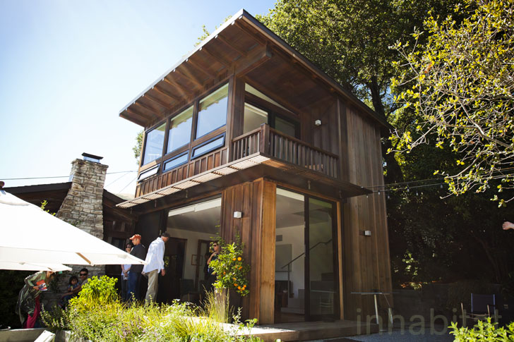 The Shack: Marin County Retreat Restored to Reveal Old-Growth Timber Features