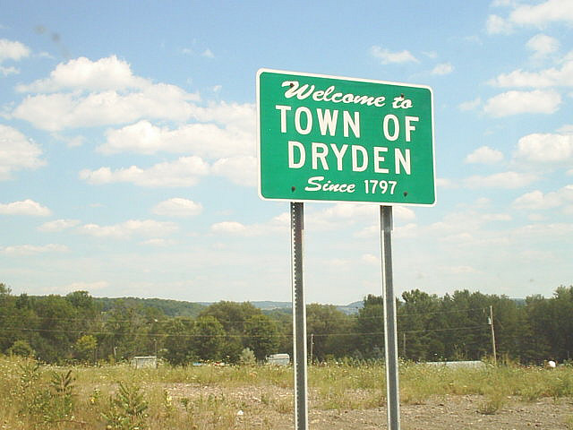 town of dryden, NY