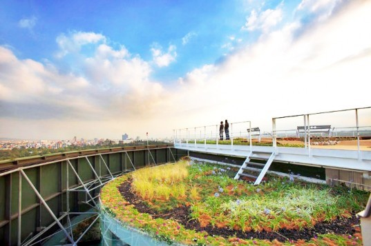 green roofs, rooftop gardens, rooftop oasis, exploration, outdoors, nature, urban living, cities, summer, activities, things to do, parks, city parks, green spaces