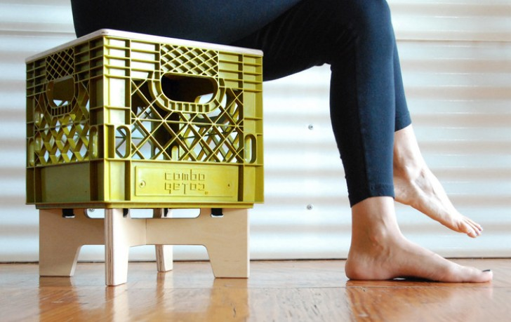 Amazing The XTOOL By Combo Collab Re Imagines The Milk Crate As Interchangeable  Storage And Furniture | Inhabitat   Green Design, Innovation, Architecture,  ... Design Inspirations