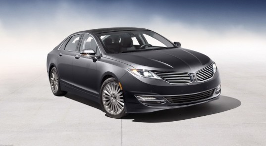 Ford Lincoln Mkz Hybrid Electric Car