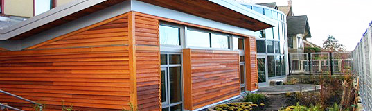 bertschi school, seattle, living building, sustainable, elementary, students, environment