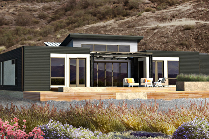 Blu Homes Unveils Southern California Breezehouse Prefab At Dwell On Design 2017 Inhabitat Green Innovation Architecture Building