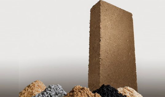 World's First Carbon Negative Building Block Unveiled in the UK