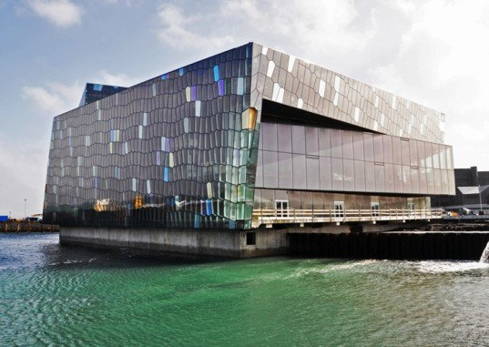 Henning Larsen, Henning Larsen Architects, Danish architects, 2012 Praemium Imperiale, Harpa Concert Hall and Conference Center, architecture journal Skala