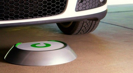 Bosch, Evatran Group, Plugless Level 2 Electric Vehicle Charging System, Wireless charging, ev, electric vehicles, ev wireless charging, infrastructure