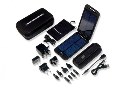 Solar Charger for Gadgets
