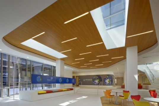 Resnick Institute of Sustainability, JFAK architects, caltech, eco laboratory, green renovation, daylighting, leed platinum