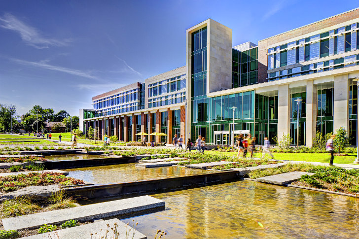 Nice Sangren Hall Is An Eco Education Powerhouse At Western Michigan University  | Inhabitat   Green Design, Innovation, Architecture, Green Building Images